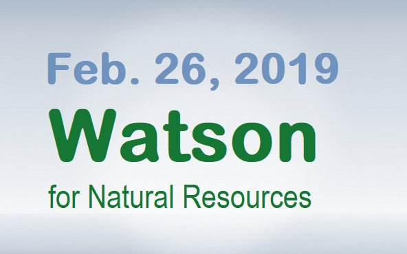 Watson for Natural Resources